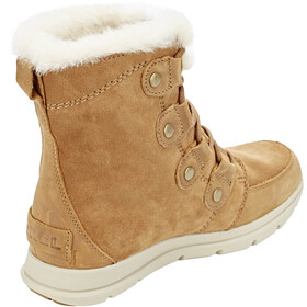 Sorel Expl**** Joan Saappaat Naiset, camel brown/ancient fossil